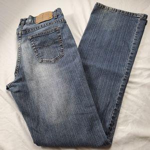 Z Cavaricci Vintage Boot Cut Jeans  Sz 7